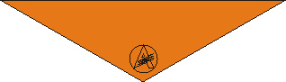 Oranjevye Pionerskie galstuki